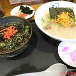 元ちゃん - ちゃー丼定食 \+300