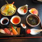 Ueki - 寿司御膳