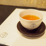 鶴屋吉信 - 食後の京番茶