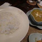 アユンテラス - マトンのスマトラ風カレー煮