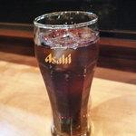 さかなや いぬい - ☆しゅわぁわぁ~コーラで乾杯です♪☆