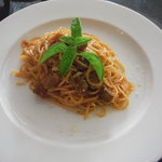La Felice - 牛肉煮込みボロネーズ風 セットで1200円
