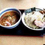 88941208 - 味玉味噌つけ麺