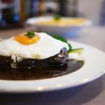 津々井 - ハンバーグステーキ