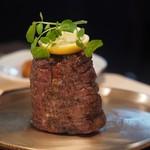ステーキハウス キッチンリボン - 料理写真: