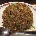 新福菜館 - 焼きメシ並