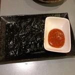 焼肉グルメ 296(ニクロー) - 韓国のり