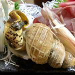 魚平食堂 - つぶ貝