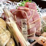 魚平食堂 - カツオ