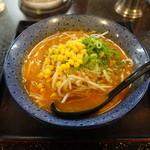 麺家一火 - 料理写真:辛みそラーメン(720円)