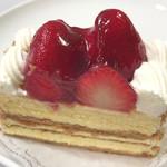 パティスリー ザキ - 料理写真:ナポレオン