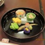 はり重 - 前菜