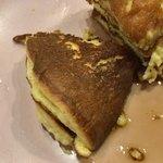 ベル・ヴィル - ダメな日の焼き過ぎパンケーキ