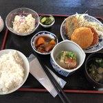 百歳庵 - 料理写真:日替わり定食の洋風