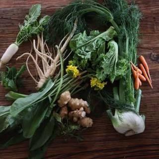 """奈良を中心とした近畿圏の有機食材など""""ローカル""""にこだわる"""