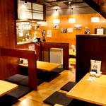 神楽坂 魚金 - 座敷2