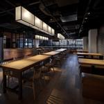 宇田川町魚金 - テーブル席3