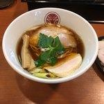 88963380 - 鶏醤油らぁ麺