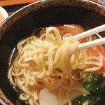 まーちゃん食堂 - 沖縄そば麺