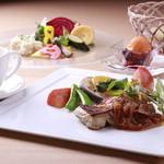 野菜がおいしいレストラン LONGING HOUSE - 4皿コースランチ