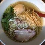 麺屋 翔 - 塩ラーメン
