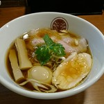 88965850 - 鶏醬油らぁ麺