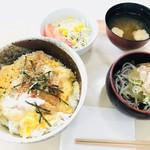 福井県庁食堂 - 料理写真:
