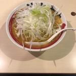 赤から - 札幌味噌ラーメン 新味