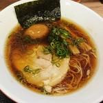 日本の中華そば富田 - 半熟味玉中華そば  960円