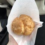 洋菓子のAile - 料理写真:シュークリーム @140