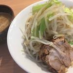 縄麺 男山 - 男山つけ麺