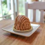 Patisserie fraise - 料理写真:モンブラン☆