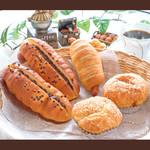 カフェ&ベーカリー カテリーナ - 料理写真: