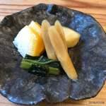 柚木元 - お漬物