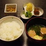 加賀麩 不室屋 - お食事