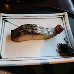 和互 - 本鰆の味噌柚庵焼き