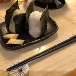 歌舞伎 - お米も美味しいですが、おにぎりの握り具合も最高です。