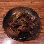 8898156 - 鳥肝の生姜煮