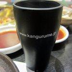 かね竹 - 熱いお茶はコーン茶