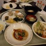雫石プリンスホテル - 夕食