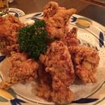ニューミュンヘン - 丹波地鶏の唐揚