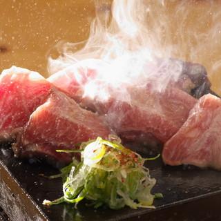 旬・季節感を考え、作り出す魚和食。
