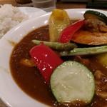 CLOVE - 彩り野菜を食べるカレー。