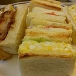 ぶらじる - サンドイッチにZoom♪