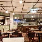 マンゴツリーカフェ - 店内1