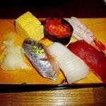 ふじ丸 - にぎり寿司(美味しかったのでアップしました)
