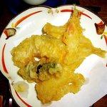 ふじ丸 - 天ぷら(美味しかったのでアップしました)