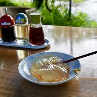 日本一うまいところてん - 料理写真:ところてん