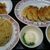 餃子の王将 - 料理写真:炒飯セット972円