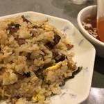 中国民菜 萬天 - チャーハン